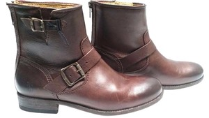 Frye Brown- short Boot Boots
