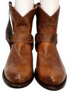 Frye Brown-Short Boots