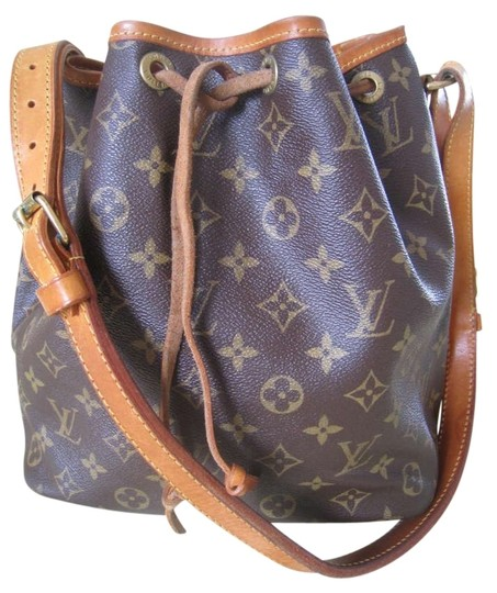 Louis Vuitton Monogram Most Poplular Best Seller Roomy Interior Shoulder Bag