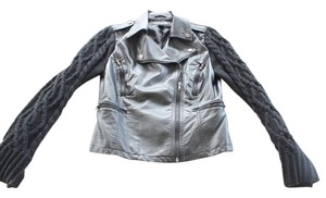 Forever 21 Leather Moto Motorcycle Jacket