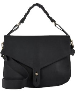 Thakoon Leather Calfskin Limited Edition Made In Italy Satchel in Black
