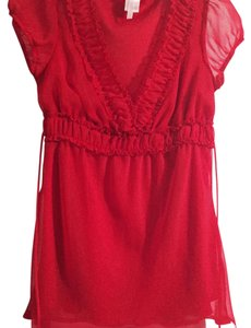 Rue 21 Top Red