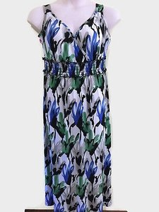 Multi-Color Maxi Dress by Jaclyn Smith Maxi