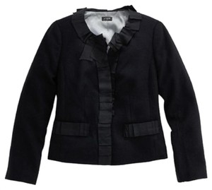 J.Crew Wool black Blazer