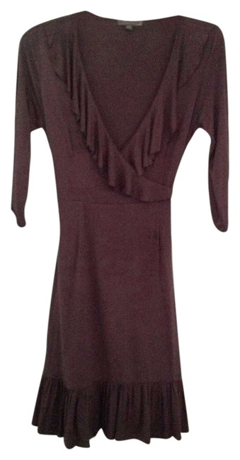 Preload https://item1.tradesy.com/images/forever-21-taupe-love-knee-length-workoffice-dress-size-12-l-187265-0-1.jpg?width=400&height=650