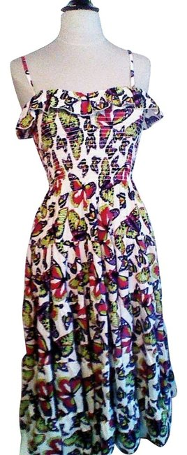 Preload https://item2.tradesy.com/images/betsey-johnson-neon-butterfly-print-long-casual-maxi-dress-size-8-m-187271-0-0.jpg?width=400&height=650
