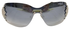 FRED FRED LUNETTES Sunglasses 8149 PEARLS F1 Palladium 402 Authentic