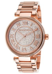 Michael Kors Michael Kors Women's Skylar Rose Gold Tone Watch MK5868W