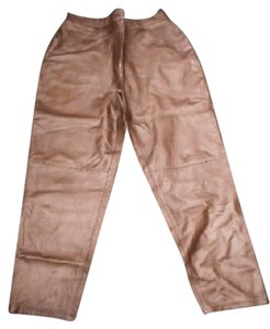 FORENZA Vintage Leather Pants