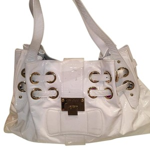 Jimmy Choo Tote in White