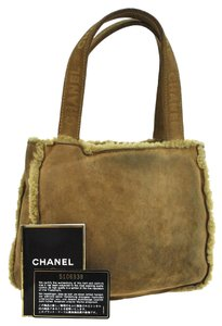 Chanel Vintage Louis Vuitton Le Boy Speedy Tote