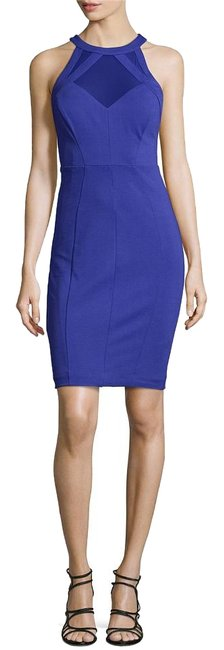 Preload https://img-static.tradesy.com/item/18728674/ted-baker-cobalt-blue-jashmee-mesh-inset-bodycon-above-knee-night-out-dress-size-8-m-0-1-650-650.jpg