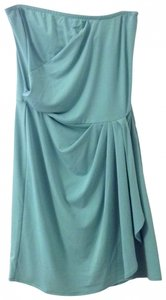 Banana Republic short dress Green on Tradesy