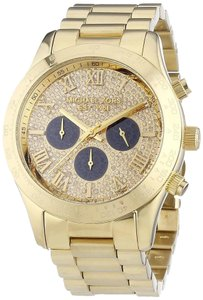 Michael Kors Michael Kors Women's Layton Gold watch MK5830