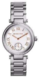 Michael Kors Michael Kors Women's Skylar Silver-Tone Multifunction Watch MK5970