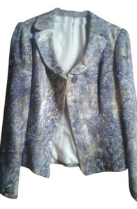 Atelier Luxe blue golden Jacket