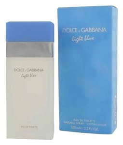 Dolce&Gabbana LIGHT BLUE by DOLCE & GABBANA Eau de Toilette Spray ~ 3.4 oz / 100 ml