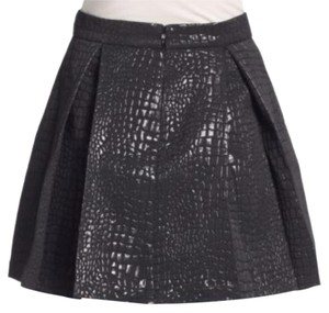 Romeo & Juliet Couture & Mini Mini Skirt Black