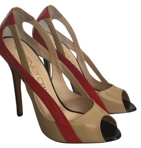Courtney Crawford Multi-color Pumps
