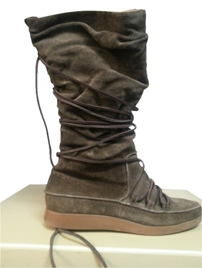 Michael Kors taupe Boots