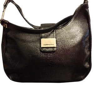 Stuart Weitzman Weitzman Leather Small Hobo Bag