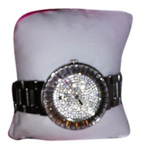 Juicy Couture Juicy Couture Women's Silver Tone Stainless Steel Watch 1901177