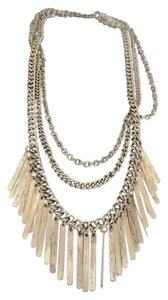 Accents Layered Gold Chain Necklace