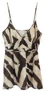 Banana Republic Top Brown and beige