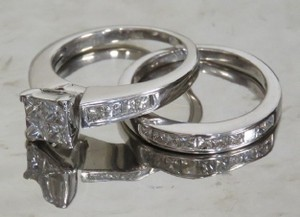 Bridal Wedding Set From Kay Jewelers