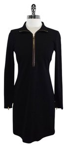Ralph Lauren short dress Black Collared Long Sleeve on Tradesy