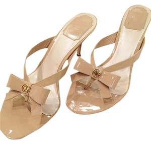 Dior Christian Sandal Neutral Beige Sandals