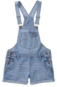 L.E.I. Shortalls Shorts Dark wash