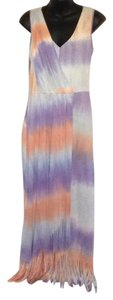 Multicolor Maxi Dress by Neiman Marcus