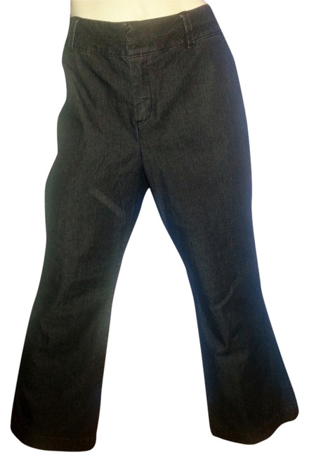 Coldwater Creek Relaxed Fit Jeans-Dark Rinse