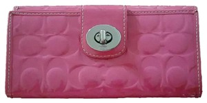 Coach Coach 43583 Slim Envelope Wallet Berry