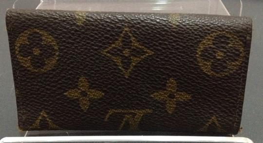 Louis Vuitton Louis Vuitton Key Holder Case Wallet