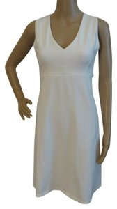 biondo (Beverly Hills) short dress White No Zippers on Tradesy