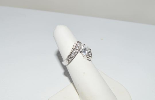 Victoria Wieck Victoria Wieck .925 Absolute Bypass Heart Ring Size 8 Image 7