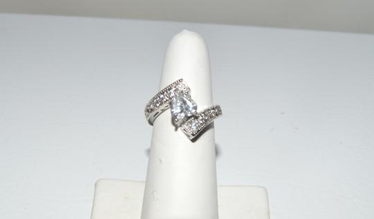 Victoria Wieck Victoria Wieck .925 Absolute Bypass Heart Ring Size 8 Image 8