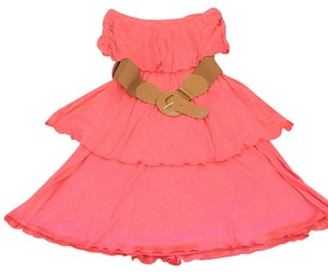 Rue 21 short dress Pink on Tradesy