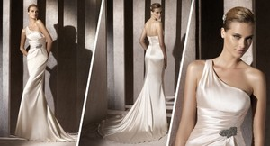 Pronovias Fiona Wedding Dress