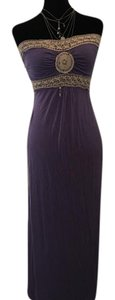 Purple Maxi Dress by VENUS