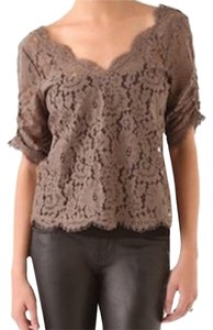 Joie Top Brown/Khaki