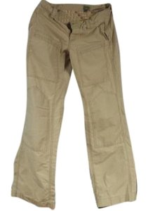 American Eagle Outfitters Relaxed Pants baige