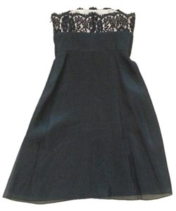 Ann Taylor Strapless Cocktail Dress