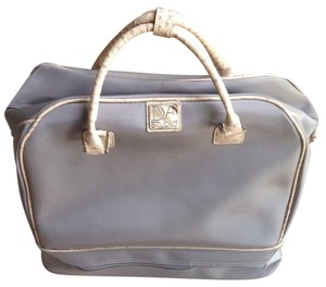 Diane von Furstenberg Weekend Travel Grey Travel Bag