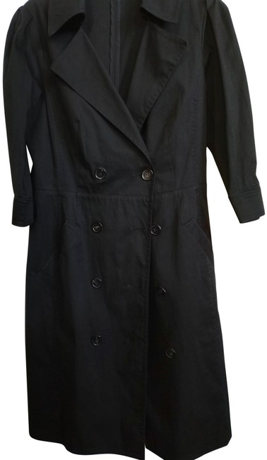 Preload https://img-static.tradesy.com/item/18739123/strenesse-black-double-breasted-cotton-mid-length-workoffice-dress-size-8-m-0-3-650-650.jpg