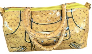 Other Satchel in Golden Yellow