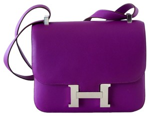 Hermès Constance 24 Constance Anemone Cross Body Bag