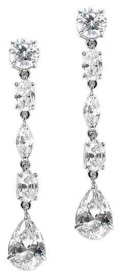 Preload https://img-static.tradesy.com/item/18739843/cubic-zirconia-dangle-ships-next-day-earrings-0-1-540-540.jpg